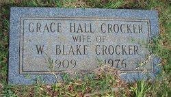 Grace Cornelia <i>Hall</i> Crocker