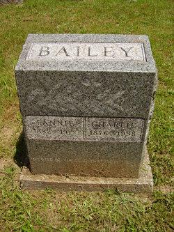 Fannie Josephine <i>Myers</i> Bailey