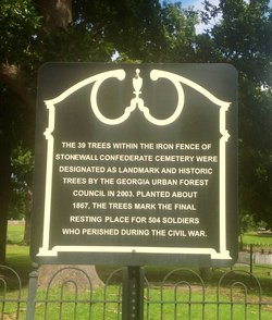 Stonewall Confederate Cemetery