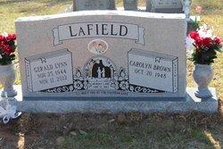 Gerald Lynn LaField