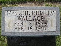 Sue <i>Rumley</i> Wallace