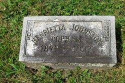 Henrietta <i>Tiller</i> Popham