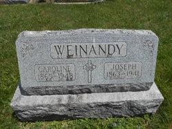 Caroline <i>Benner</i> Weinandy