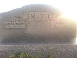 Minnie Sarah <i>Reed</i> Smith