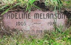 Adeline Addie <i>Gould</i> Melanson