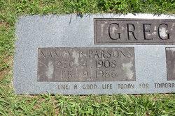 Nancy Paralee <i>Bridges</i> Parsons