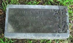 Amita Witt <i>McKeough</i> Burke