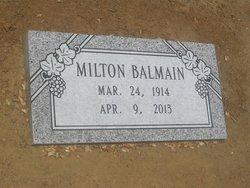 Milton Balmain