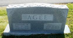Johnnie W Agee
