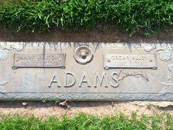 Oscar Allen Adams