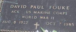 David Paul Fouke