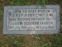 Janice Deborah Aaron