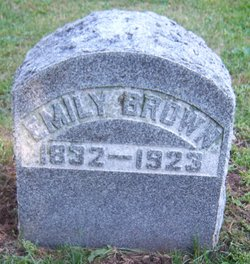 Emily <i>Burk</i> Brown