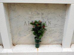 Susan E. <i>Wert</i> Alleman