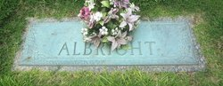 Ida <i>Wishon</i> Albright