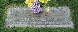 Sadie <i>Hartley</i> Alexander