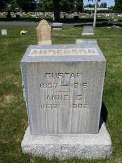 Annie C Anderson