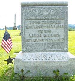 Pvt John Farnham