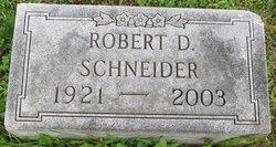 Robert D Schneider
