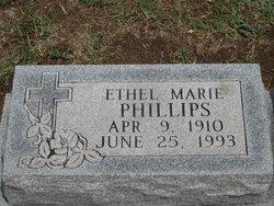 Ethel Marie <i>Wren</i> Phillips