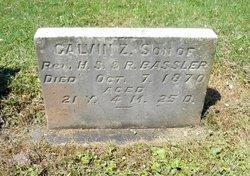 Calvin Z. Bassler