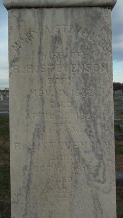 Robert H Stevenson