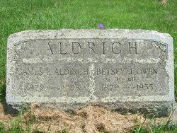 James Prescott Aldrich