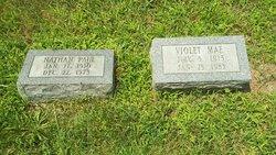 Violet Mae <i>Grimes</i> Schleicher