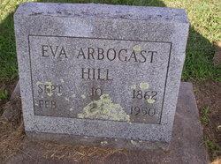 Eva <i>Arbogast</i> Hill
