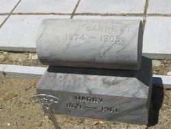 Harry Joseph Barrett