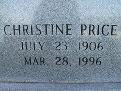 Christine <i>Price</i> Davis