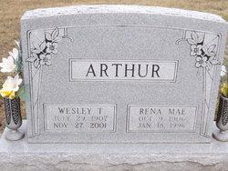 Wesley Theodore Arthur