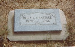 Rosa Caroline <i>Thompson Vowell</i> Crabtree