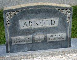 Janie <i>Gillen</i> Arnold