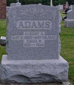 Albert D Adams