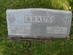 Irene G <i>O'Donnell</i> Kraus