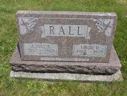 Agnes B. <i>Arnold</i> Rall