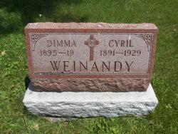Dimma <i>Comstock</i> Weinandy