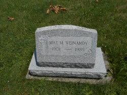 Mae M Weinandy