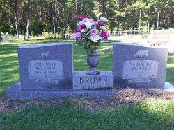 Ina Jane <i>Day</i> Brown