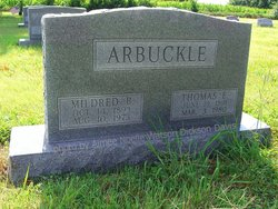 Mildred <i>Astle</i> Arbuckle