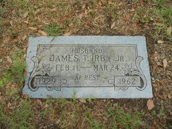 James Terry Irby, Jr
