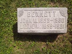 Elizabeth Margaret <i>Schnelle</i> Bennett
