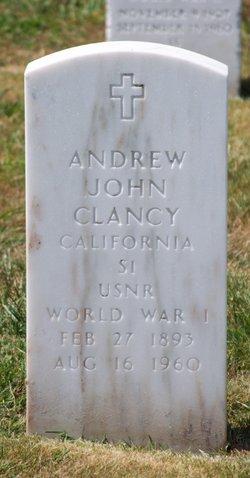 Andrew John Clancy