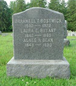 Agnes A <i>Bean</i> Bostwick
