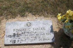 Robert C Bayles