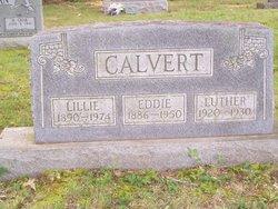 Eddie Lee Calvert