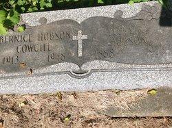 Bernice <i>Hobson</i> Cowgill