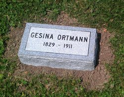 Gesina <i>Lohstroh</i> Ortmann