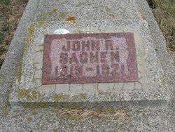 John R. Sachen
